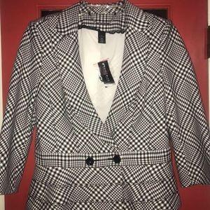 White House Black Market Blazer NWT $160